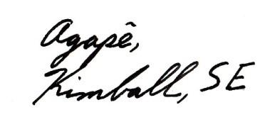 Kimball-signature